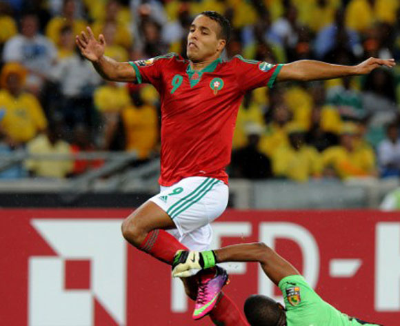 Morocco thrash Sao Tome to claim top spot in Group F