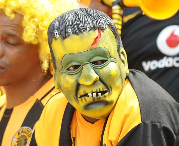 Kaiser Chiefs  Fans during the Absa Premiership match between Kaizer Chiefs and Orlando Pirates  on 31 October 2015 at FNB Stadium Pic Sydney Mahlangu/ BackpagePix