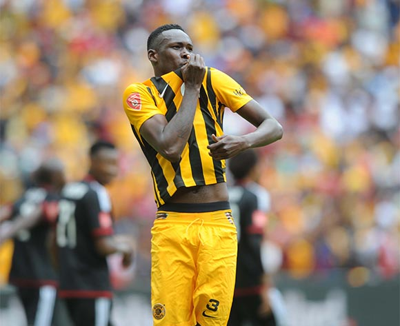 Erick Mathoho of Kaizer Chiefs