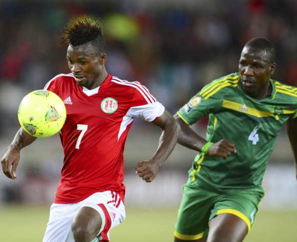 Tough battle between Burundi and Ethiopia