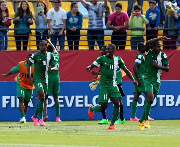 Brazil win has boosted our World Cup hopes - Amuneke