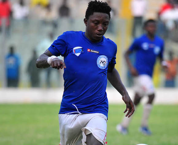 Saka not interested in playing for Hearts or Kotoko