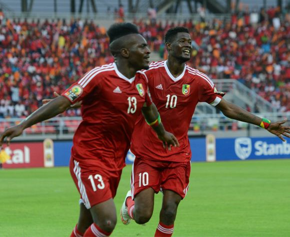 Congo too strong for Ethiopia