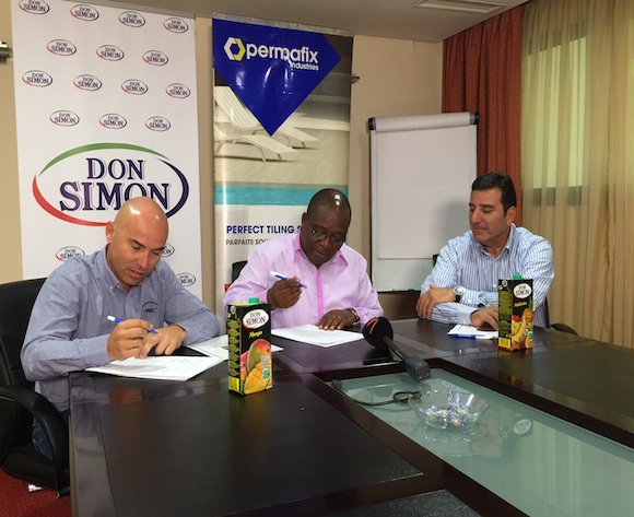 AshGold seal Don Simon sponsorship deal