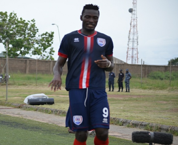 Allies striker Mohammed pens extension