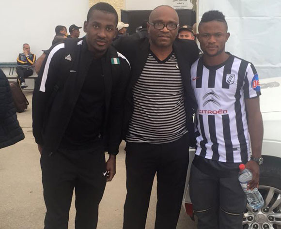 Sokari, Junior Ajayi go down at Esperance