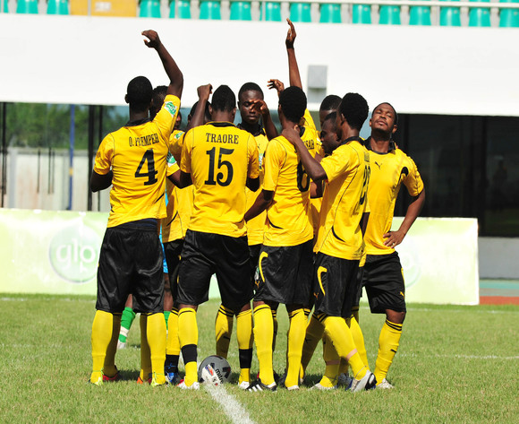 AshantiGold submit 26 players for Africa