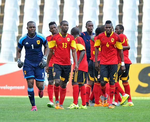 CHAN reunion for Angola and Cameroon