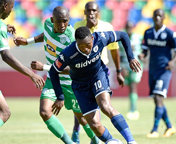 Sibusiso Vilakazi from Bidvest Wits FC during the Absa Premiership match between Bloemfontein Celtic FC and Bidvest Wits FC at Dr Molemela Stadium on 31 January 2016. ©Gerhard Steenkamp/Backpage Media