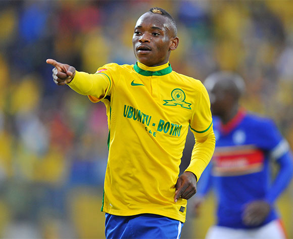 Mamelodi Sundwons star Khama Billiat ©Samuel Shivambu/BackpagePix