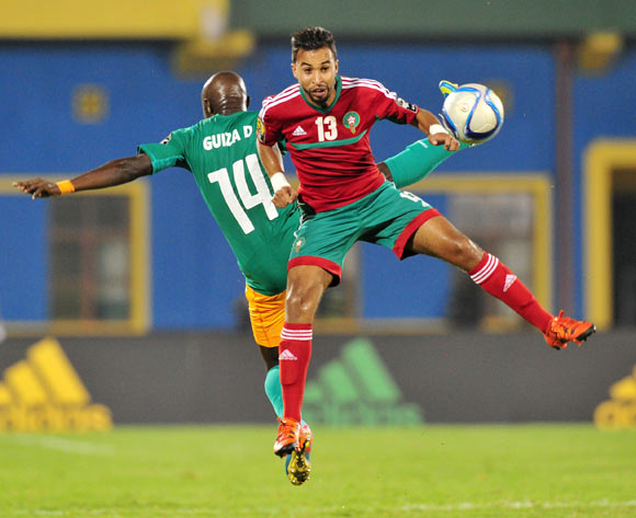 Anass Lamrabat of Morocco