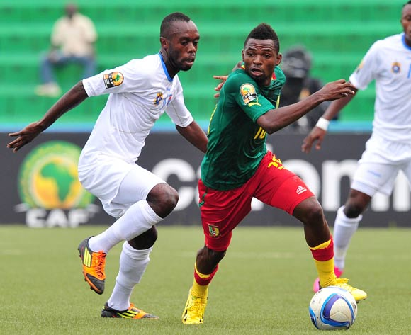 Cameroon humble DRC to top Group B