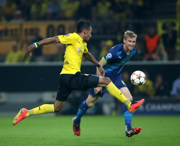 Arsenal to make over £42m bid for Aubameyang