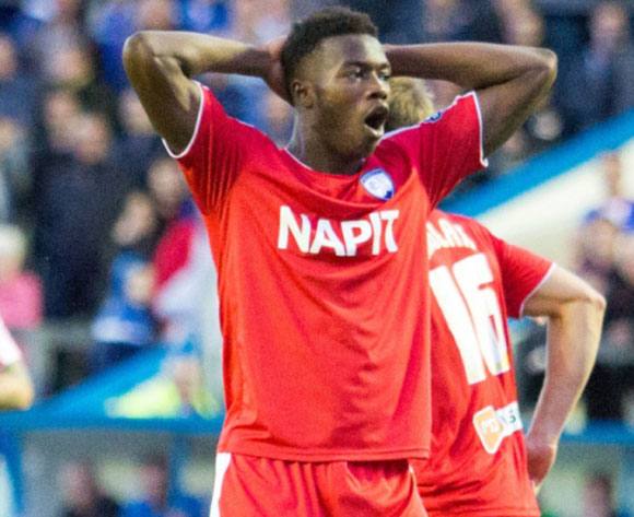 Chesterfield boss blasts over man-of-match Aribiyi dismissal