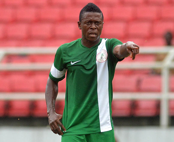 Stephen Eze for suspended Obaroakpo as Oliseh picks winning Eagles