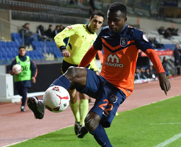 Musa Mohammed sees red in Turkey