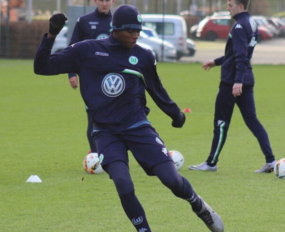 Osimhen excited to train with Wolfsburg