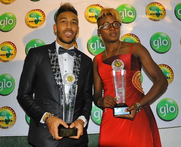 Africa's best player Aubameyang sings praise of Gabon