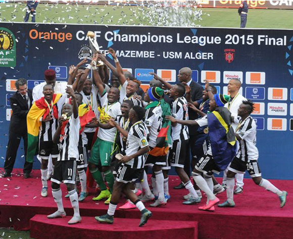 TP Mazembe CAF Club of 2015