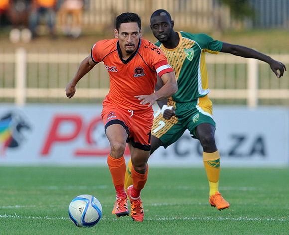 Cole Alexander of Polokwane City