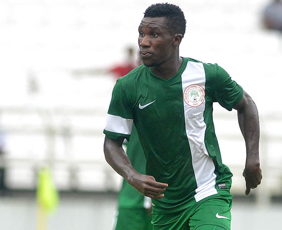 CHAN star Ifeanyi Matthew has won Eagles place - Oliseh