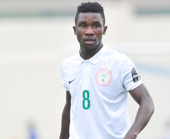 From CHAN to Super Eagles: Ifeanyi Matthew (2)
