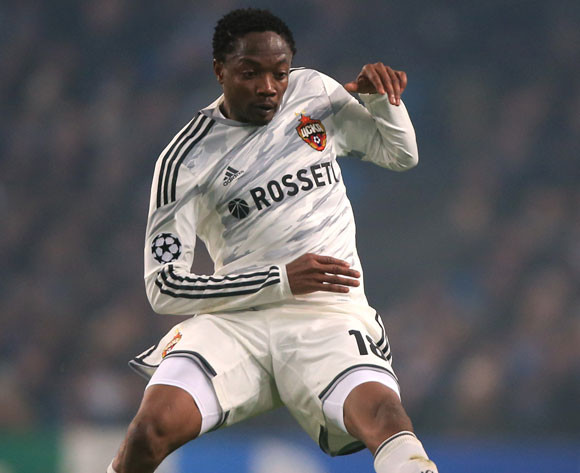 Bigger clubs than Leicester will come for Ahmed Musa - CSKA Moscow