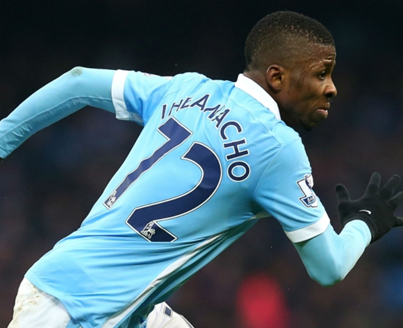 Manchester City register Iheanacho for Champions League