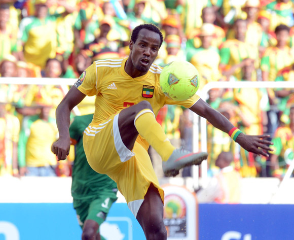 Ethiopia without Salahdin Said against Algeria