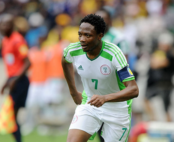 Siasia picks Ahmed Musa Eagles assistant captain