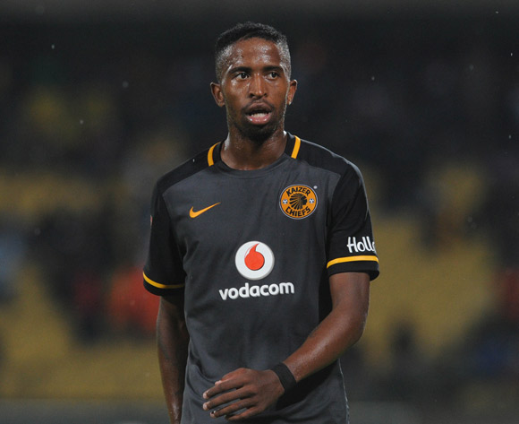 William Twala of Kaizer Chiefs during the Absa Premiership match between Platinum Stars and Kaizer Chiefs on 09 March 2016 at Royal Bafokeng Stadium Pic Sydney Mahlangu/ BackpagePix