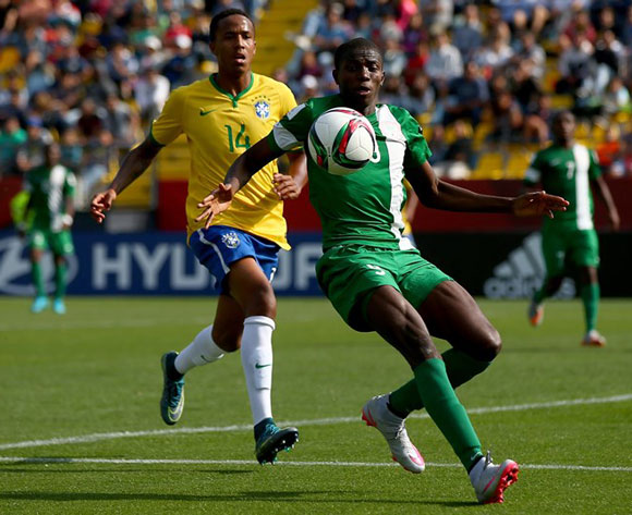Osimhen says he wants to beat Brazil 'at their backyard'
