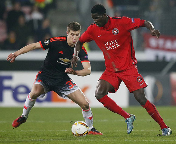 Manchester United slayer Onuachu fails to lift Danish club