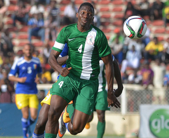 How much will Nigeria miss Omeruo against Egypt?