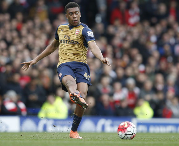 Iwobi fired up for Egypt fall, Arsenal title push