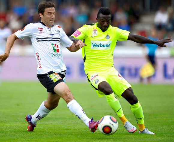 Kayode elated to be super sub in Austria