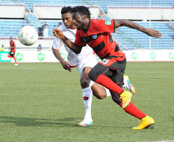 Okpotu targets new Nigeria league goals record