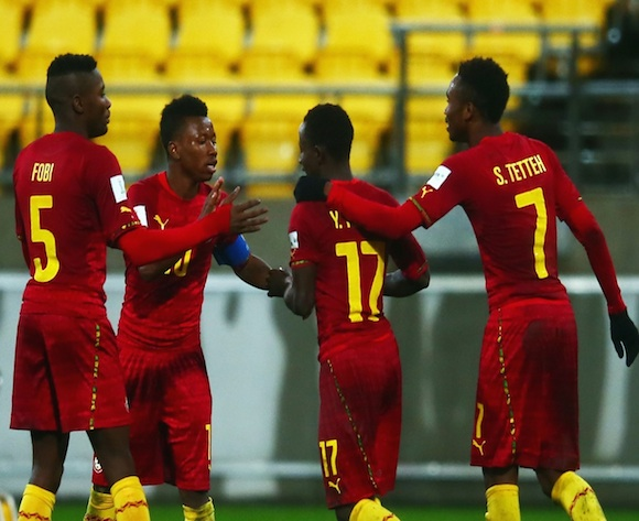 Competitive spirit in Ghana camp ahead of Mozambique clash