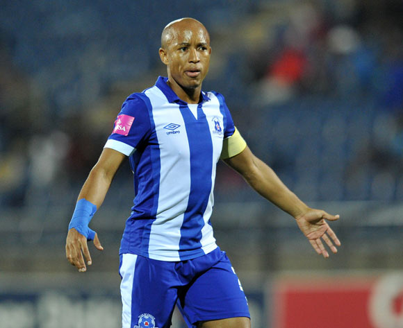 Kurt Lentjies of Maritzburg United