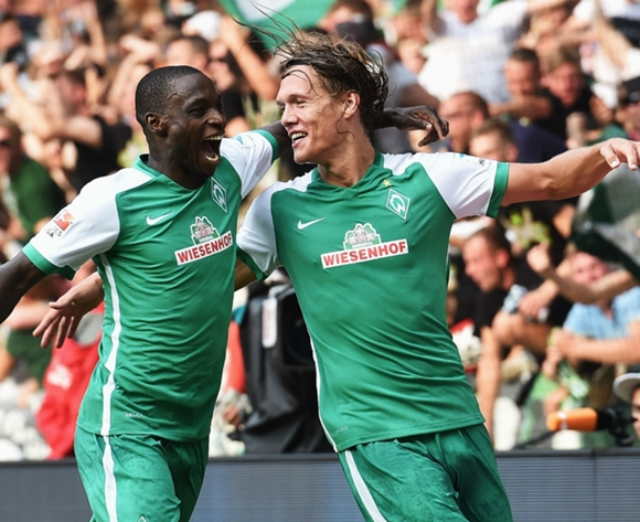 Ujah saves Werder Bremen from Bundesliga relegation