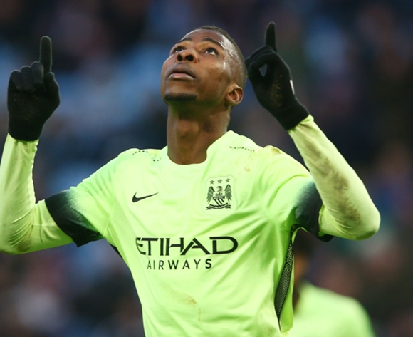 Iheanacho gives Manchester City Champions League spot