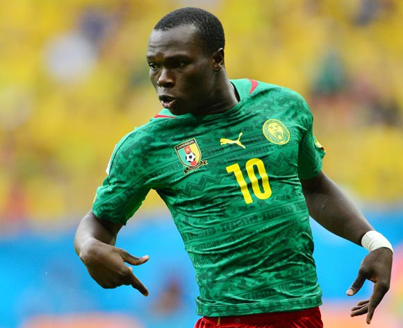 Cameroon fall 3-2 to France