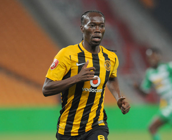 Reneilwe Letsholonyane of Kaizer Chiefs during the Absa Premiership match between Kaizer Chiefs and Bloemfontein Celtic  on 04 May 2016 at FNB Stadium Pic Sydney Mahlangu/ BackpagePix