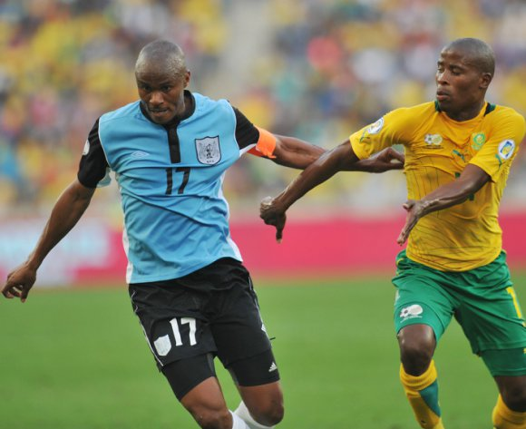 Botswana national team captain Joel Mogorosi apologises for booze drama