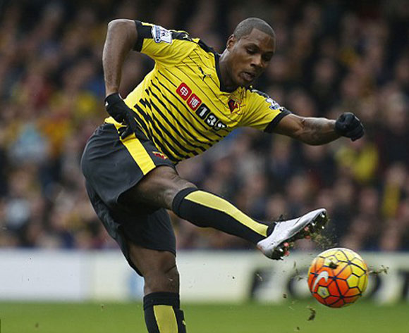 5 Ighalo goals nominated for goal of the season