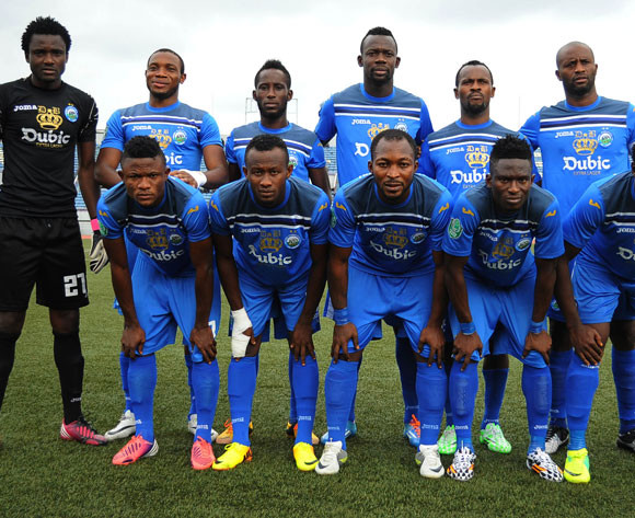 Enyimba coach unfazed by tough Champions League group