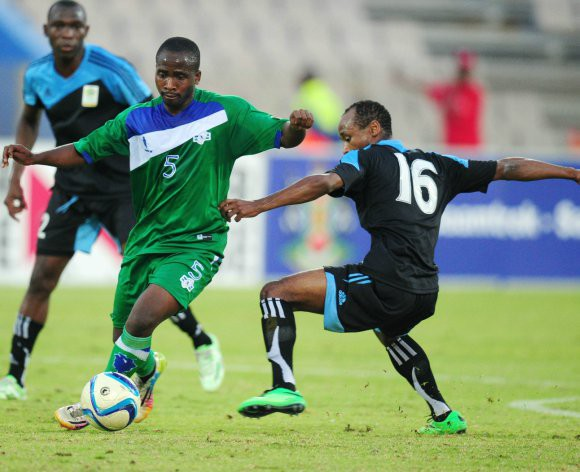 Lesotho announce squad to face Botswana