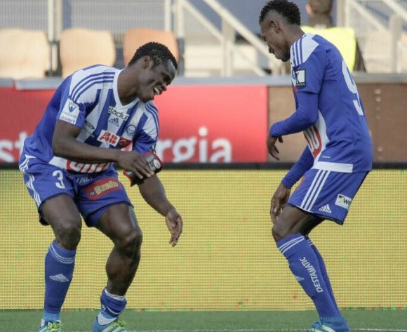 Taye Taiwo is in super form says Eagles star Oduamadi