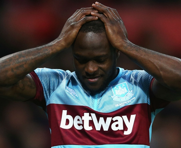 Victor Moses out of Nigeria's friendlies