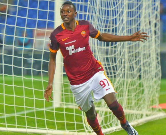 Roma's Sadiq Umar bullish for Rio, hits camp Sunday